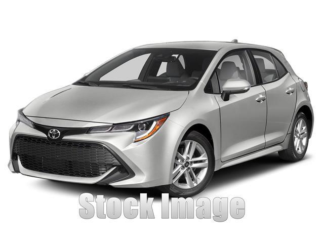 2021 Toyota Corolla Hatchback XSE 5dr
