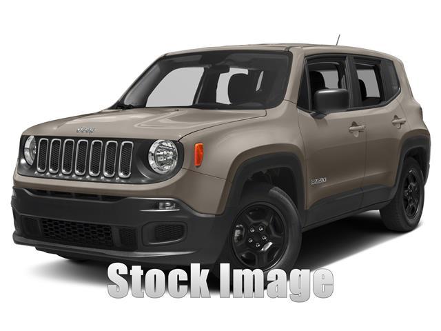 2018 Jeep Renegade Latitude 4dr 4x4