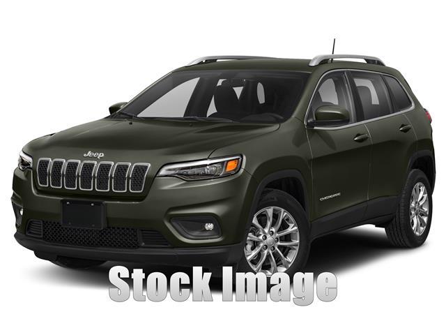 2020 Jeep Cherokee Latitude 4dr 4x4