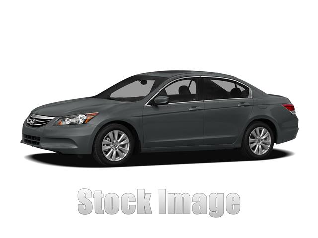 2012 Honda Accord 2.4 LX (A5) 4dr Sedan