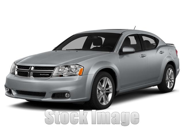 2014 Dodge Avenger SE  Front-wheel Drive Sedan Miles 40277Color BLACK Stock PD143718 VIN 1C3