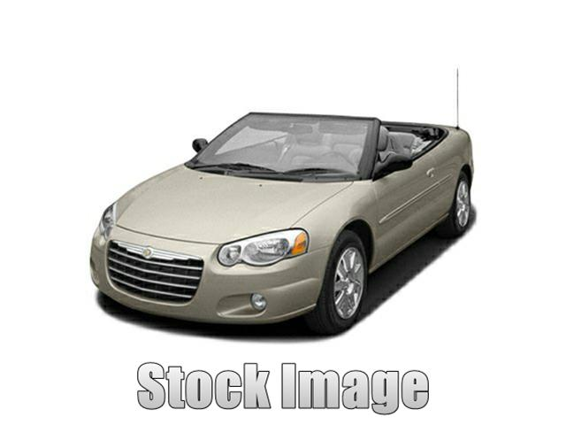 2005 Chrysler Sebring Limited  Convertible Miles 145706Color GOLD Stock T655773 VIN 1C3EL65R
