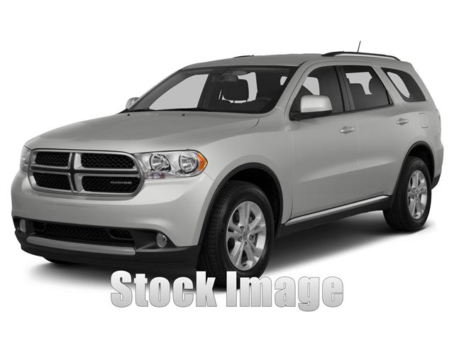 2013 Dodge Durango Crew  4x2 Sport Utility Miles 31195Color BLACK Stock PD700049 VIN 1C4RDHD