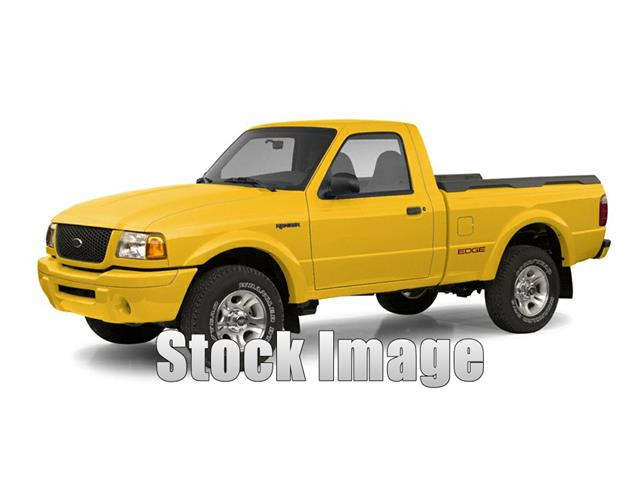 2002 Ford Ranger Unique Fleet 23L Standard  4x2 Regular Cab Styleside 675 ft box 1175 in WB M