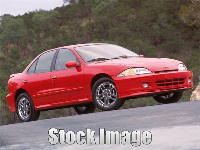 2002 Chevrolet Cavalier LS  Sedan Miles 141823Stock T193275 VIN 1G1JF524X27193275
