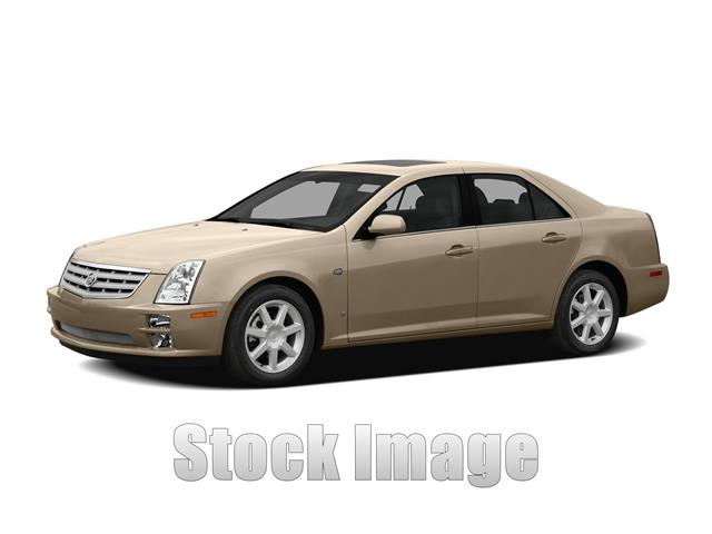 2007 Cadillac STS V6  Rear-wheel Drive Sedan Miles 84828Color BLUE Stock T180144 VIN 1G6DW67