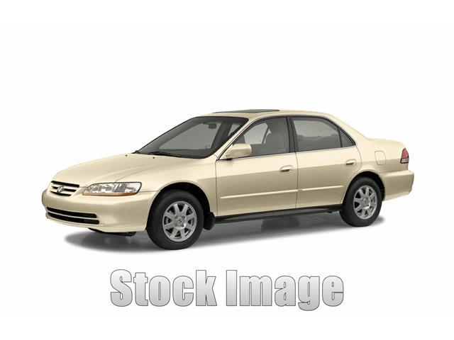 2002 Honda Accord EX WLEATH Miles 0Color GOLD Stock T137747 VIN 1HGCG56622A137747   Text f