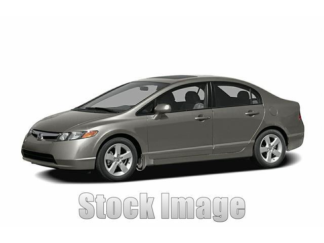 2006 Honda Civic EX   Sedan Miles 158470Color SILVER Stock TD004510 VIN 1HGFA16846L004510