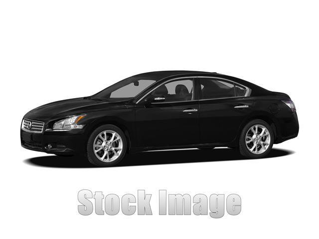 2012 Nissan Maxima  Miles 44986Color BLACK Stock PD853995 VIN 1N4AA5AP3CC853995
