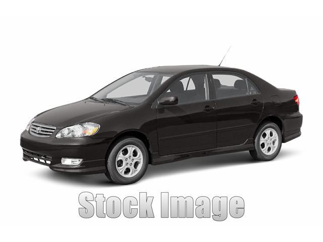 2003 Toyota Corolla CE   Sedan Miles 200050Stock T117689 VIN 1NXBR32E03Z117689   Text for int