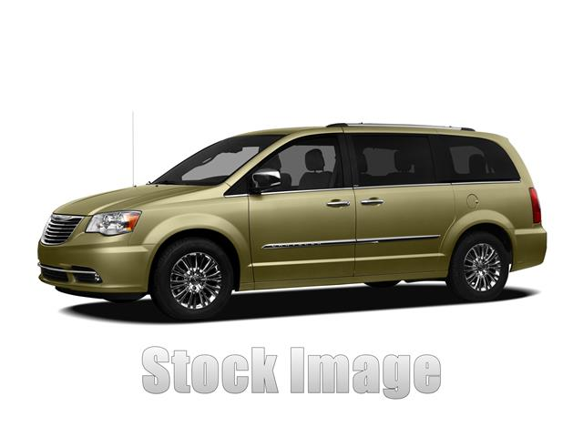 2012 Chrysler Town and Country Touring Front-wheel Drive LWB Passenger Van Miles 52661Color SILV