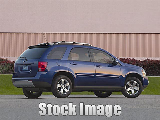 2007 Pontiac Torrent Front-wheel Drive Sport Utility Miles 60604Color SILVER Stock T024486 VI