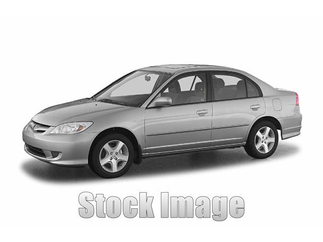 2005 Honda Civic VP wSide SRS   Sedan Miles 178620Color Nighthawk Black Stock T531385 VIN 2