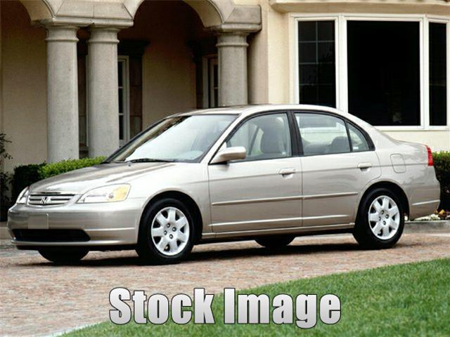 2002 Honda Civic EX Miles 0Stock T530532 VIN 2HGES26772H530532