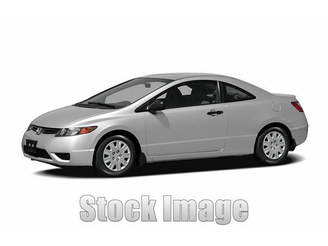 2006 Honda Civic LX   Coupe Miles 104000Color GREY Stock TD574567 VIN 2HGFG12606H574567