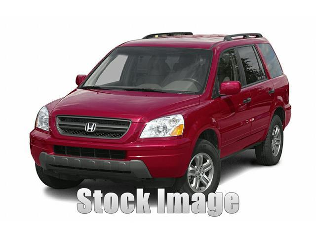 2003 Honda Pilot EX-L wDVD Ent System   4x4 Sport Utility Miles 0Color BLACK Stock T515115A