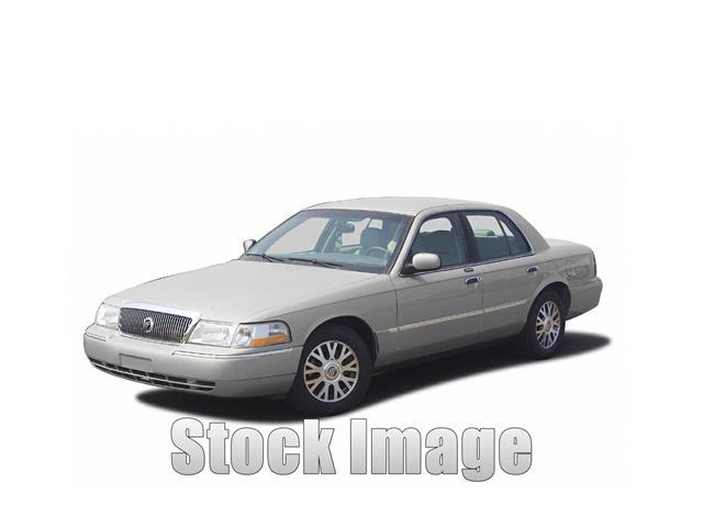 2003 Mercury Grand Marquis GS Miles 192163Color BLUE Stock T710375 VIN 2MEFM74W53X710375