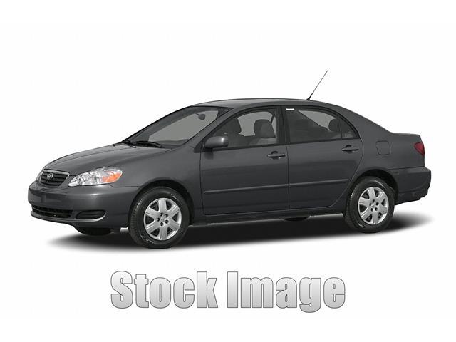 2005 Toyota Corolla CE   Sedan Miles 153000Stock T505869 VIN 2T1BR32E85C505869