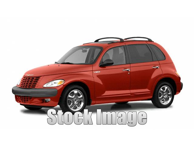 2002 Chrysler PT Cruiser Front-wheel Drive Miles 63727Color GRAY Stock T381001 VIN 3C4FY48B0