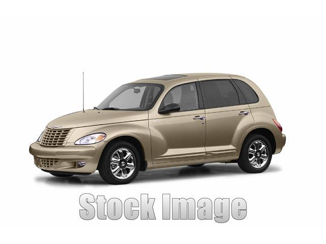 2003 Chrysler PT Cruiser Touring  Front-wheel Drive Miles 118411Color BLUE Stock T653583 VIN