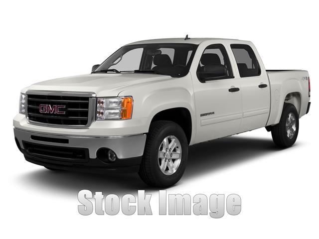 2013 GMC Sierra 1500 SLT 4x4 Crew Cab 575 ft box 1435 in WB Miles 48419Color WHITE Stock P