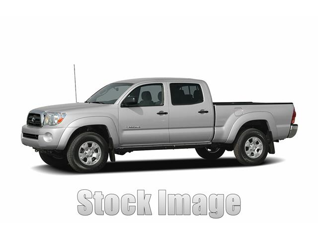 2006 Toyota Tacoma PreRunner V6  4x2 Double-Cab 1278 in WB Miles 128160Color BLACK Stock T01
