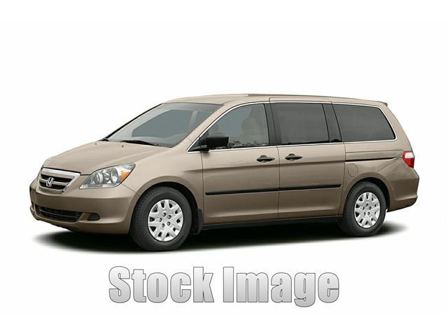 2005 Honda Odyssey EX  Passenger Van Miles 147797Color BEIGE Stock T409855 VIN 5FNRL38475B40