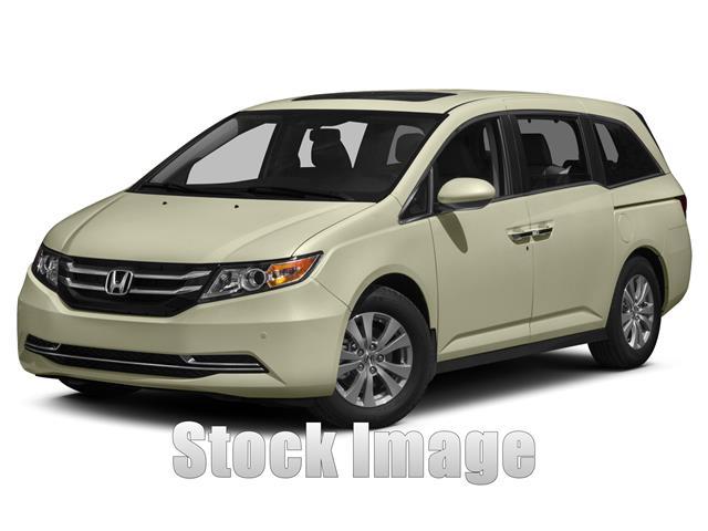 2015 Honda Odyssey EX-L wRES  Passenger Van Miles 102Color GRAY Stock H129548 VIN 5FNRL5H62
