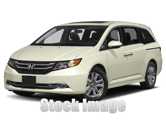 2017 Honda Odyssey Touring Elite Passenger Van Miles 2Color WHT ORCHID PRL Stock H002653 VIN