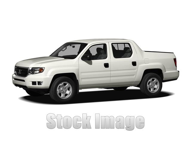 2010 Honda Ridgeline RTL wLeather  4x4 Crew Cab 122 in WB Miles 89984Color MODERN STEEL Stock