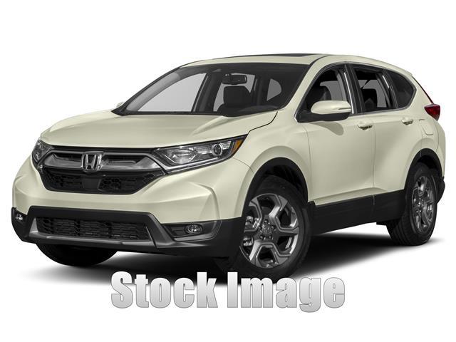 2017 Honda CR-V EX-L  Front-wheel Drive Miles 5Color CRYSTAL BLK PR Stock H004852 VIN 5J6RW1
