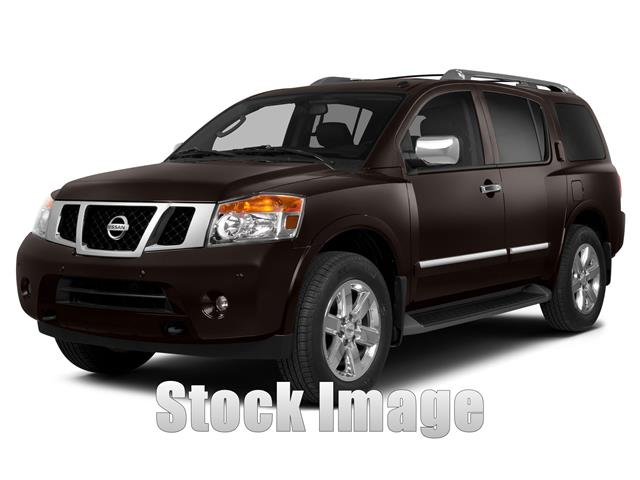 2014 Nissan Armada SV Miles 0Color GRAY Stock PZ608203 VIN 5N1AA0ND2EN608203   Text for int