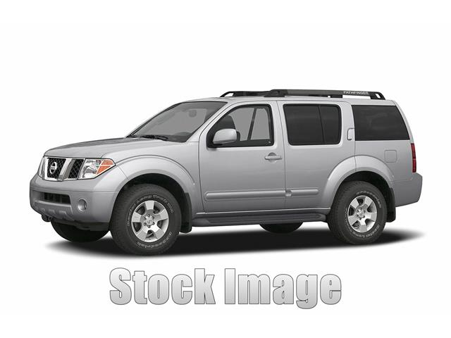 2006 Nissan Pathfinder SE Off-Road 4x2 Miles 168025Color RED Stock T670630 VIN 5N1AR18U26C67