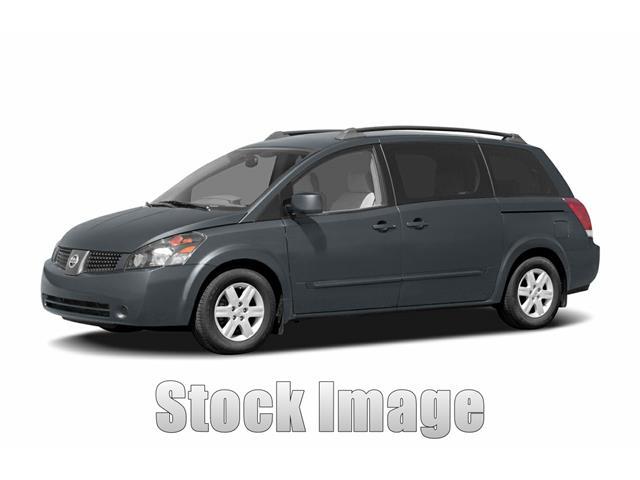 2004 Nissan Quest S Miles 209354Color SILVER MIST ME Stock T305722 VIN 5N1BV28U34N305722