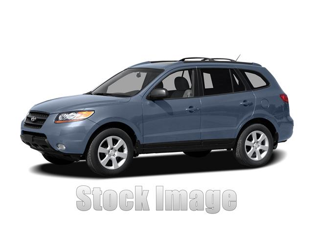2009 Hyundai Santa Fe GLS  Front-wheel Drive Miles 54688Color BLUE Stock T278055 VIN 5NMSG13