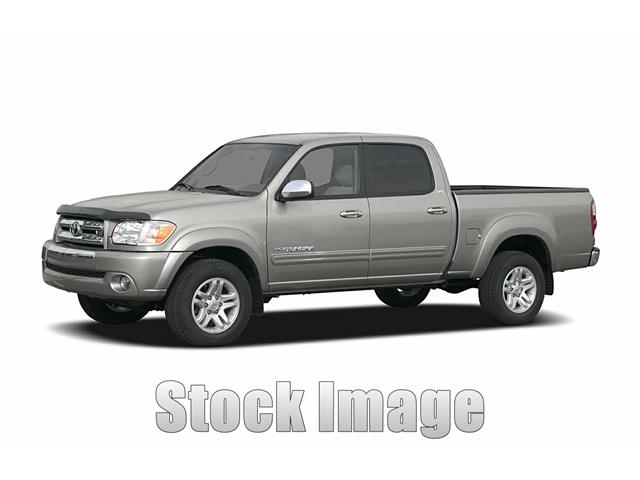 2006 Toyota Tundra SR5 V8  4x2 Double Cab Miles 161300Color SILVER Stock TD510715 VIN 5TBET3