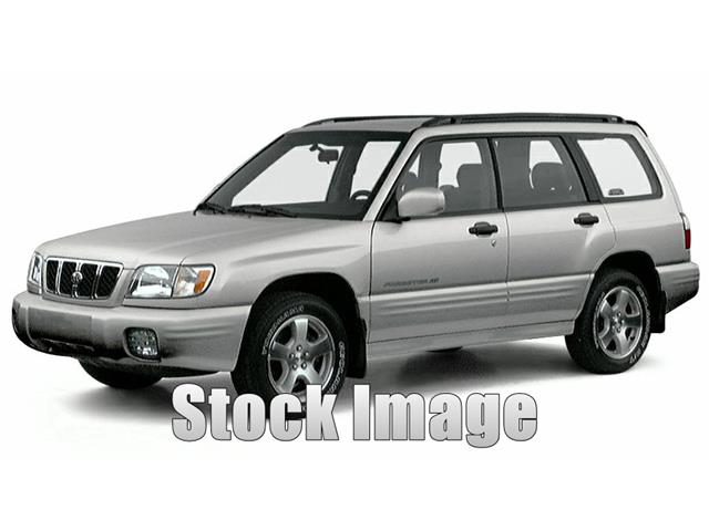 2001 Subaru Forester L Miles 176435Stock T734745 VIN JF1SF63501H734745   Text for internet pr