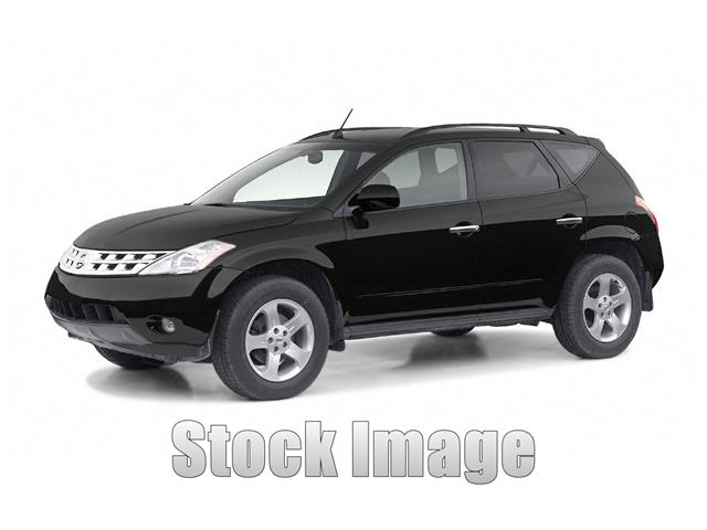 2004 Nissan Murano SL Miles 0Stock T222578 VIN JN8AZ08T34W222578   Text for internet pricing