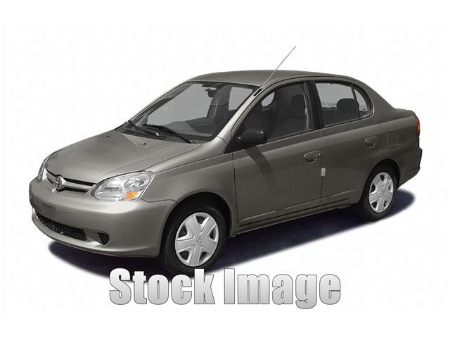 2003 Toyota ECHO Sedan Miles 156220Color SILVER STREAK Stock T286532 VIN JTDBT123030286532
