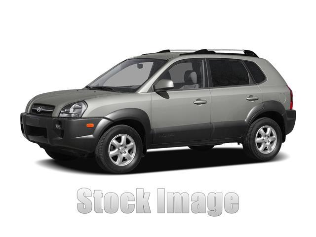 2008 Hyundai Tucson GLS Miles 131941Color BLUE Stock T755778 VIN KM8JM12B68U755778   Text f