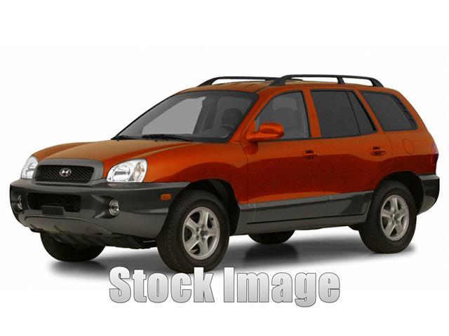 2004 Hyundai Santa Fe LX Miles 163287Stock T730390 VIN KM8SC13E64U730390