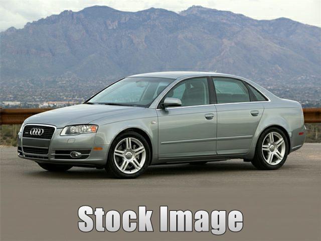 2007 Audi A4 20T M6  Front-wheel Drive FrontTrak Sedan Miles 85823Stock T126554 VIN WAUAF78
