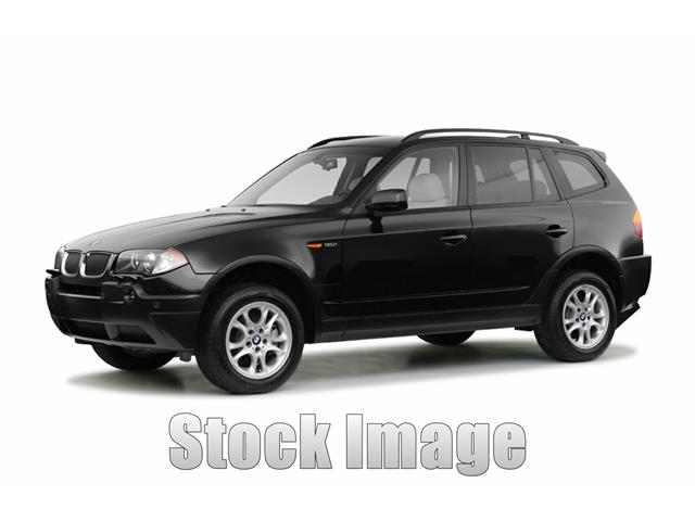 2004 BMW X3 25i  All-wheel Drive Miles 0Color SILVER Stock TA77855 VIN WBXPA73464WA77855