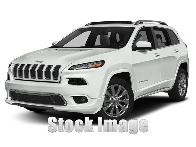 New 2018 Jeep Cherokee, $43580