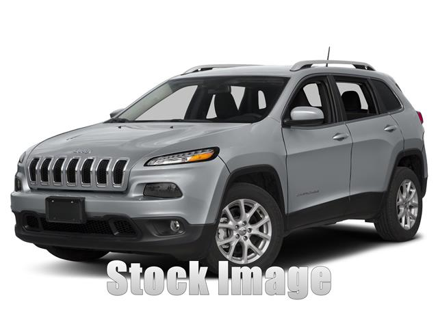 New 2018 Jeep Cherokee, $29875