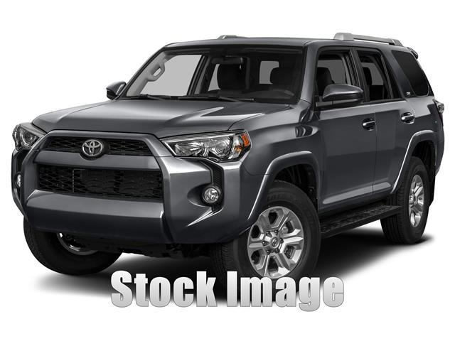 New 2016 Toyota 4Runner, $40081