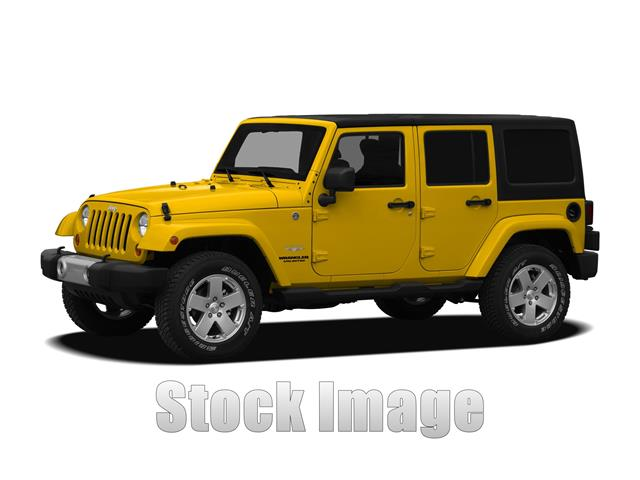 2011 Jeep Wrangler Unlimited Sport  4x4 One Owner Well Maintained Wrangler Unlimited Sport 4x4
