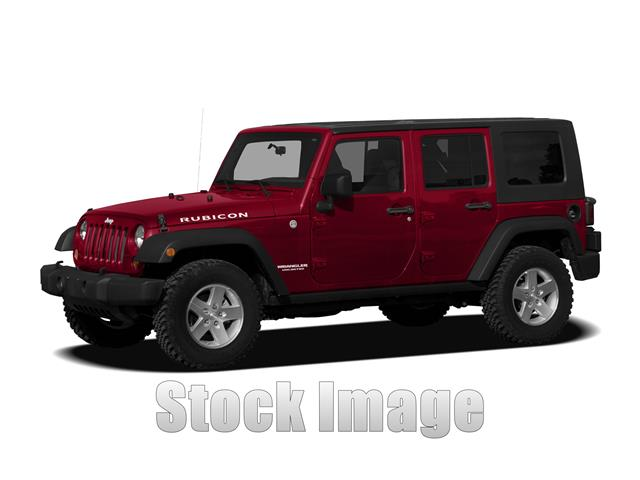 2008 Jeep Wrangler Unlimited Rubicon  4x4 GUARANTEED ALL the WAY Well MaintainedLOADED Wrang