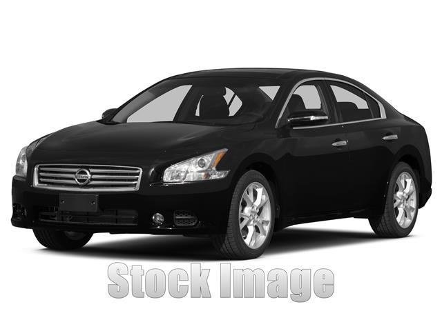 2014 Nissan Maxima 35 S  Sedan Miles 32418Color Crimson Black Stock EC454830 VIN 1N4AA5APXE