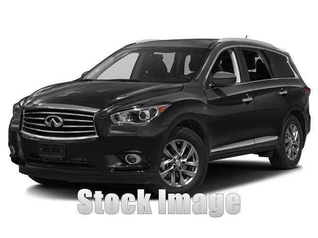 2015 Infiniti QX60 Front-wheel Drive  Super SharpBlack on Black 2015 QX60 with LOW MILES and